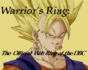 Warrior's Ring: The Official Web Ring of the DBC